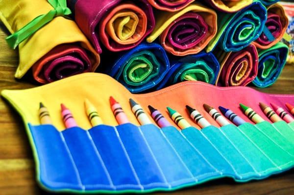 Crayon Rolls