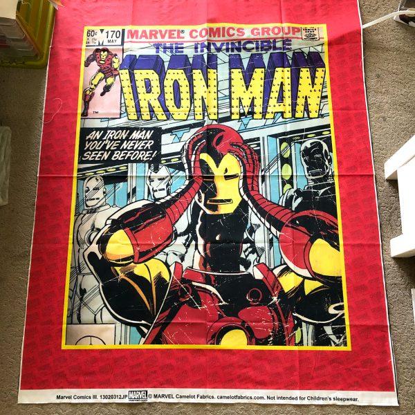 Iron Man Panel