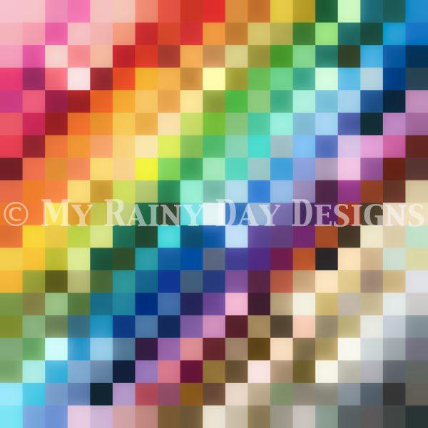 Kona Color Card Version 4: Color Refraction