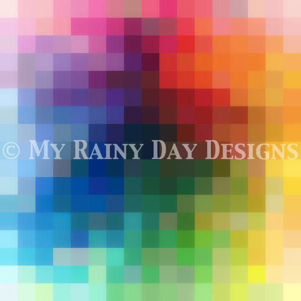 Color Burst Kona Color Card