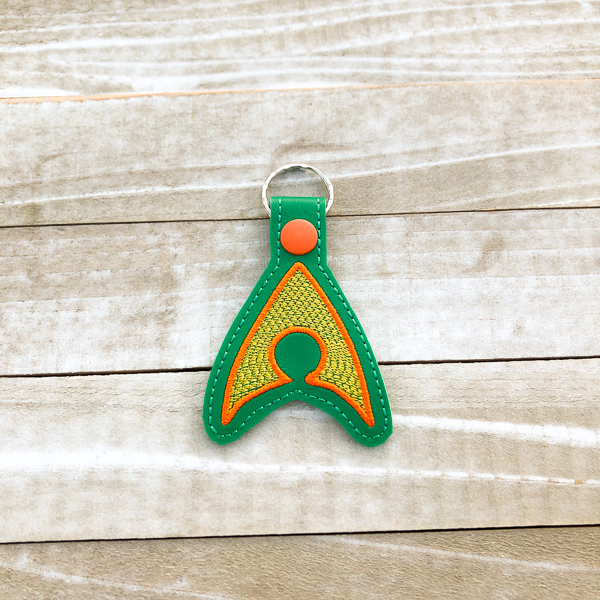 Aquaman Key Fob