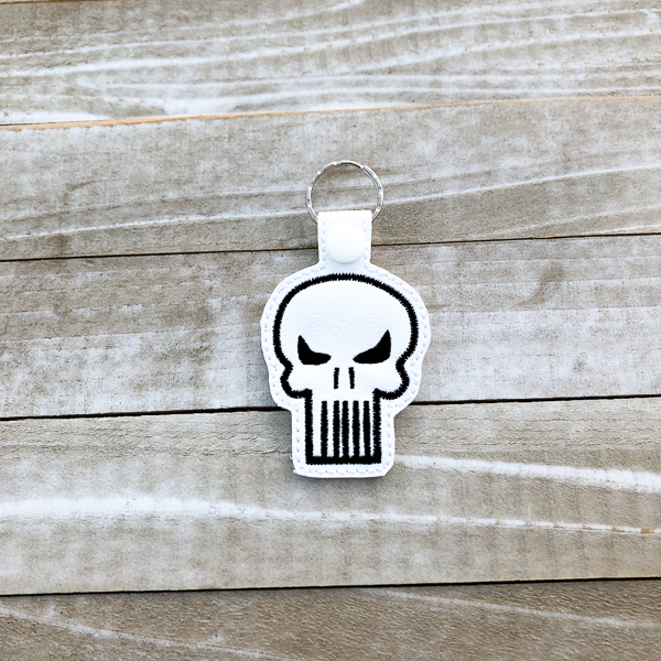 Punisher Key Fob
