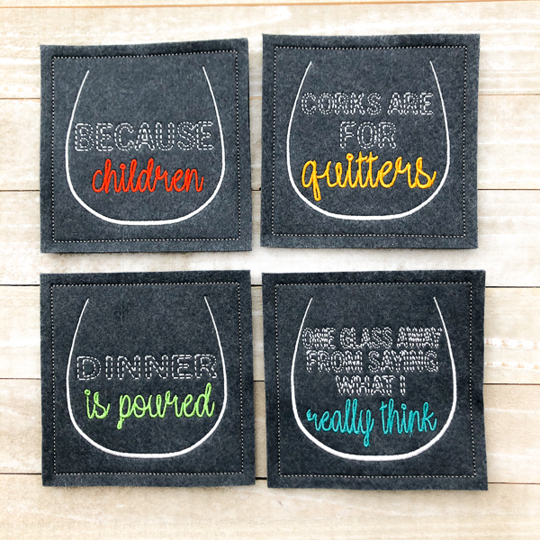 Reasons for Wine Coasters