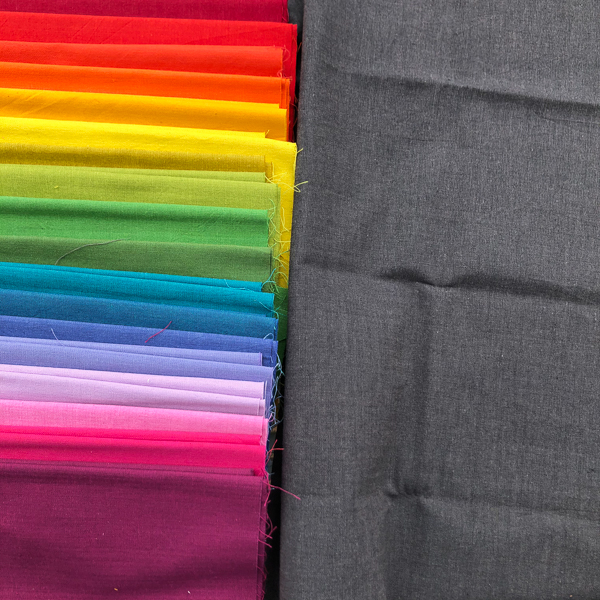 Mini Series SAL Colors